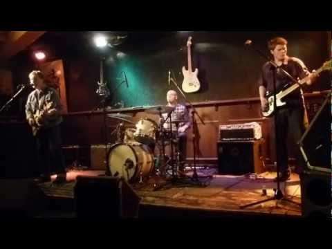 10/18 Richard Studholme & Friends - Promise Land @ Bluescafe Apeldoorn NL 18 jan 2013