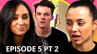 He Shocked Us All *Self-Elimination | Twin My Heart w/ The Merrell Twins Season 2 EP 5 Pt 2
