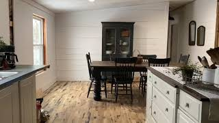 Double Wide Mobile Home Remodel Renovation