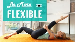 Stretches For The Inflexible - Get Flexible The Right Way