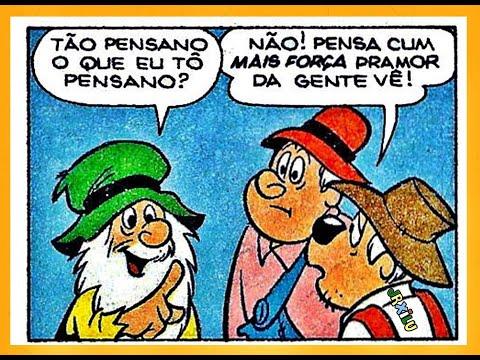 Urtigão   O amô é cego - quadrinhos Disney