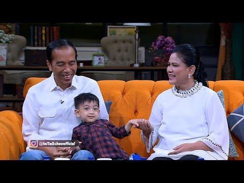 Spesial Keluarga Bapak Jokowi : Ibu Iriana Adalah Cinta Pertama Pak Jokowi (2/5)