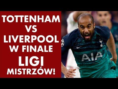 TOTTENHAM vs LIVERPOOL w FINALE LM!