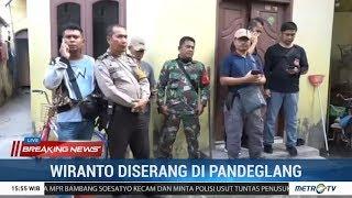 Polda Sumut bersama tim gabungan melakukan pemeriksaan internal rumah dari kakak ipar pelaku penusukan Menko Polhukam, Wiranto di Medan, Sumatera Utara. Menurut keterangan warga, pelaku SA dikenal sebagai pribadi yang pendiam dan kurang bersosialisasi.