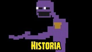 La Historia Del Hombre Morado En La Saga De Five Nights At Freddy's