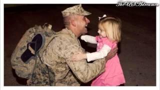 Military Families - Last goodbye {homecomings}