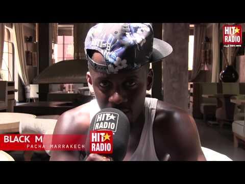 RDV avec le show de Black M ce vendredi 22 aout 2014 au Pacha Marrakech avec HIT RADIO