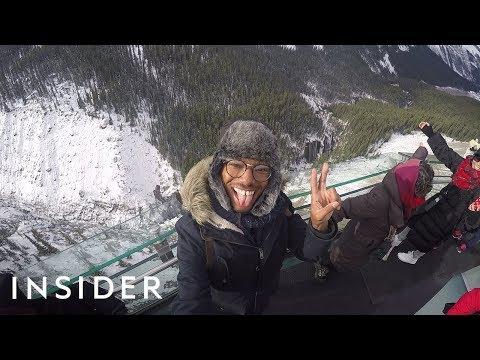 Visiting Canada's Glacier Skywalk