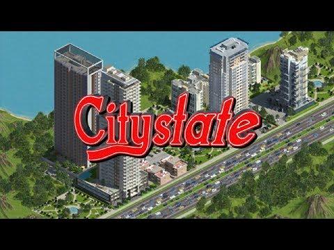 Citystate ► Градостроительный симулятор