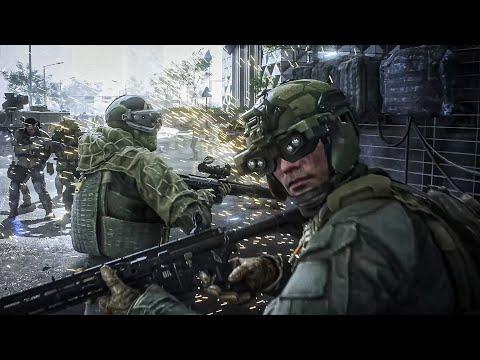 Battlefield 2042 - Reveal Trailer - 4K