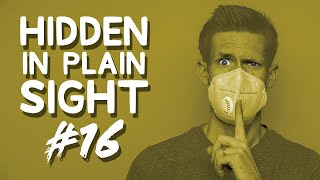 Can You Find Him in This Video? • Hidden in Plain Sight #16