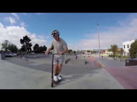 Scooter Tricks - Kahu Day Brown Edit