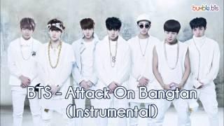 [INSTRUMENTAL] BTS (방탄소년단) - ATTACK ON BANGTAN (진격의 방탄) BTS | bumble.bts