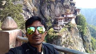 preview picture of video ''A Quest To Druk Yul'  Motorcycle Ride To Bhutan- Update Tiger's Nest'