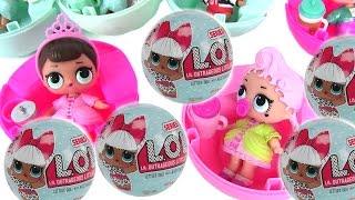 Видео для Детей. Игрушки Куклы. Сюрприз Игрушки LOL BABY SURPRISE DOLLS. Детские Игры. Пупсики