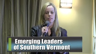 Summit 2018: Emerging Leaders of Southern Vermont