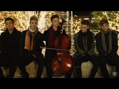 Kiss You This Christmas – Why Don't We [Official Music Video]