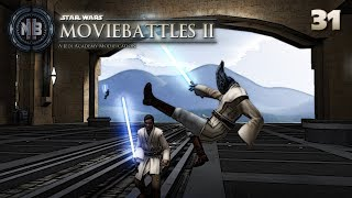 Let's Play Star Wars Movie Battles II - #31- Time for a Duel! (German)
