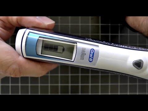 Braun Oral B Akku selber tauschen