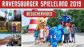 Ravensburger Spieleland 2019 - Besuchervideo