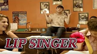 Nick Bean - Lip Singer ft. Zach Clayton (Official Music Video)