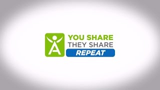 You Share, They Share, Repeat.™