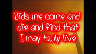 The Wonderful Cross~Chris Tomlin
