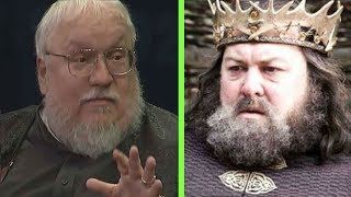 George RR Martin on Whether Robert's Rebellion Was Justified