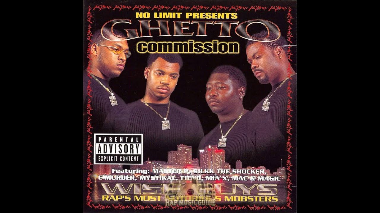 Ghetto Commission - Im A Soulja (Ft  Master P & Mystikal) HQ