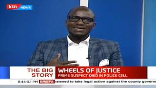 The Big Story: Wheels of Justice for former Garissa finance executive Idriss Mukhtar