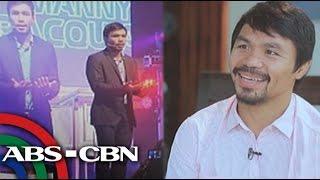 Tapatan Ni Tunying: How Manny Pacquiao changed his life