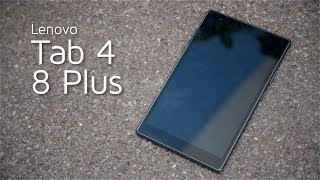 Value Android Tablet! - Lenovo Tab 4 8 Plus Review - dooclip.me