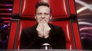 Olly Murs - Wrapped Up (Live on The Voice UK 2018)