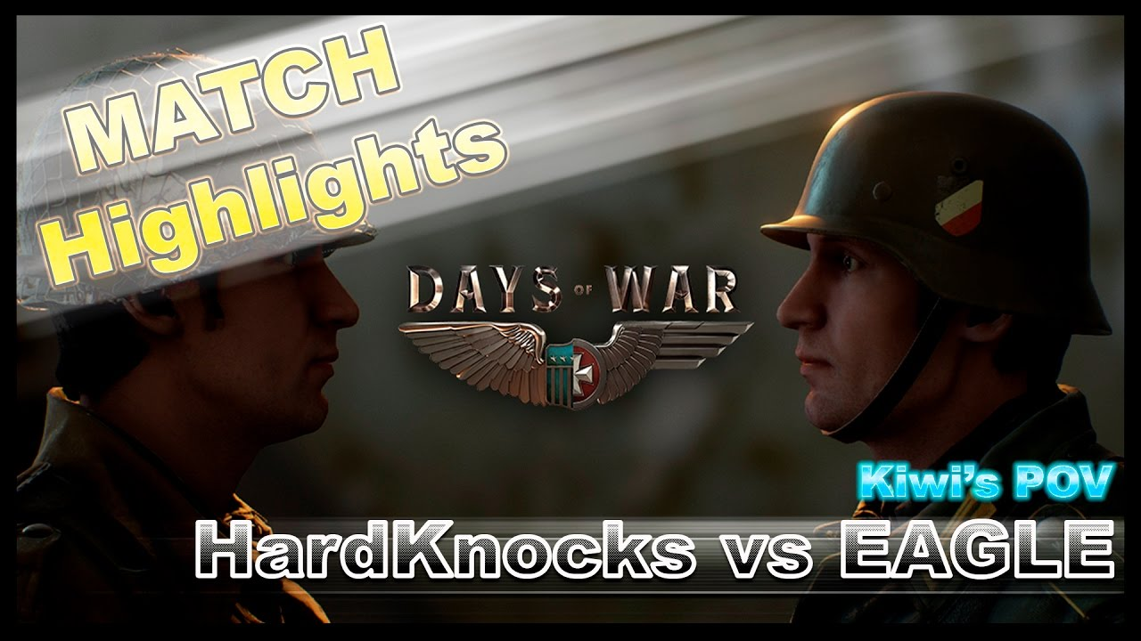 Highlights from HardKnocks vs Team EAGLE - Kiwi's POV