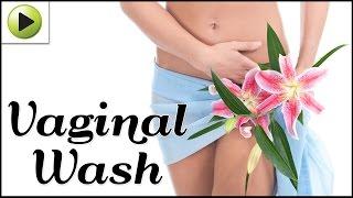 Homemade Vaginal Wash