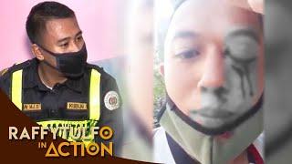 PART 1 | VIRAL VIDEO NG GRAB RIDER AT SG, INAKSYUNAN!
