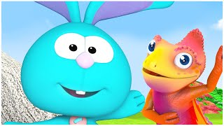 Cartoon For Kids | Volcano Plus Lots More | Compilation | Everythings Rosie
