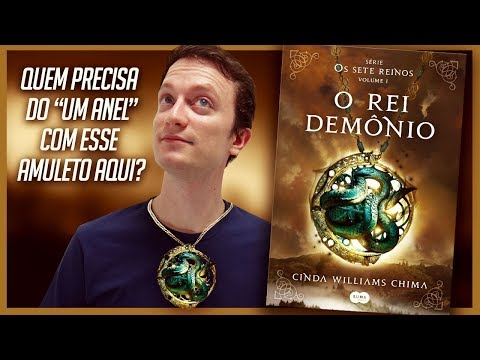 O REI DEMÔNIO é um livro de fantasia de qualidade | Resenha Heroicamente | Episódio #29