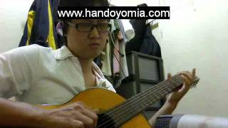 The Day You Went Away - M2M - FingerStyle Guitar Solo