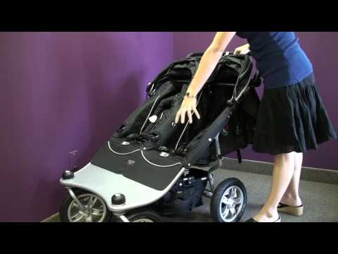 Valco TriMode Double Stroller Ex