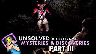 10 Strangest Unsolved Video Game Discoveries   Part III