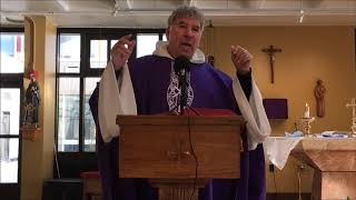 BRINGING THE WORD INTO THE WORLD Homily