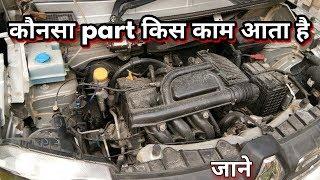 Car Parts In Bonnet Explained