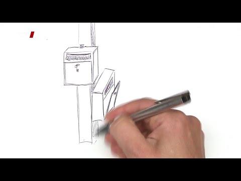 Aus Alt mach Neu: Briefkasten selber bauen