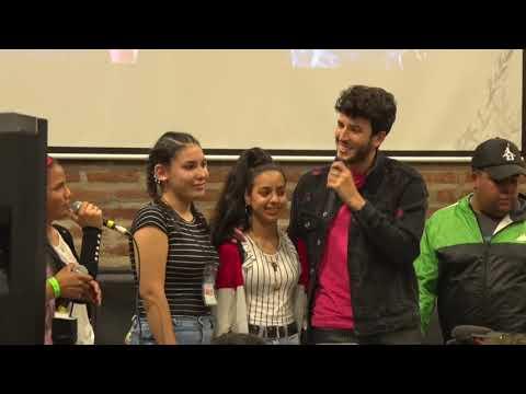Sebastián Yatra video Sorprende y canta con los chicos de la villa 31 - Buenos Aires 2019