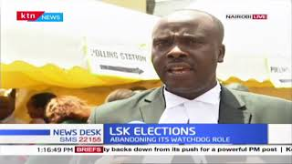 LSK elections: Lawyers go to polls to elect their president