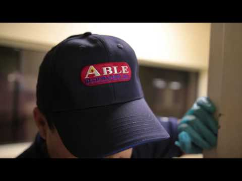 Able Restoration Inc. | Boston, MA | Disaster Mitigation | Water Damage