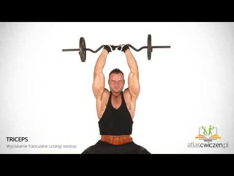 Ćwiczenia z hantlami na mięśnie brzucha