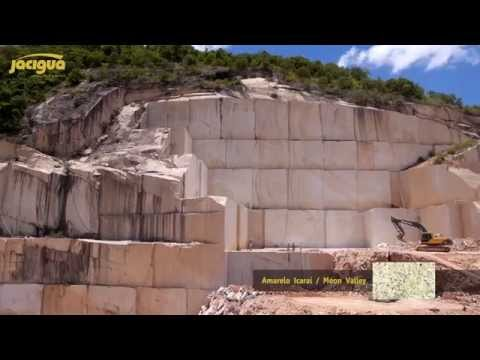 Granite Quarry Tour - Brazil