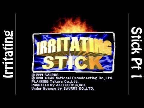 Irritating Stick Playstation